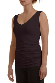 FIG Clothing Pom Top Black - Product Mini Image