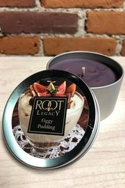 ROOT  Figgy Pudding Travel Candle - Product Mini Image