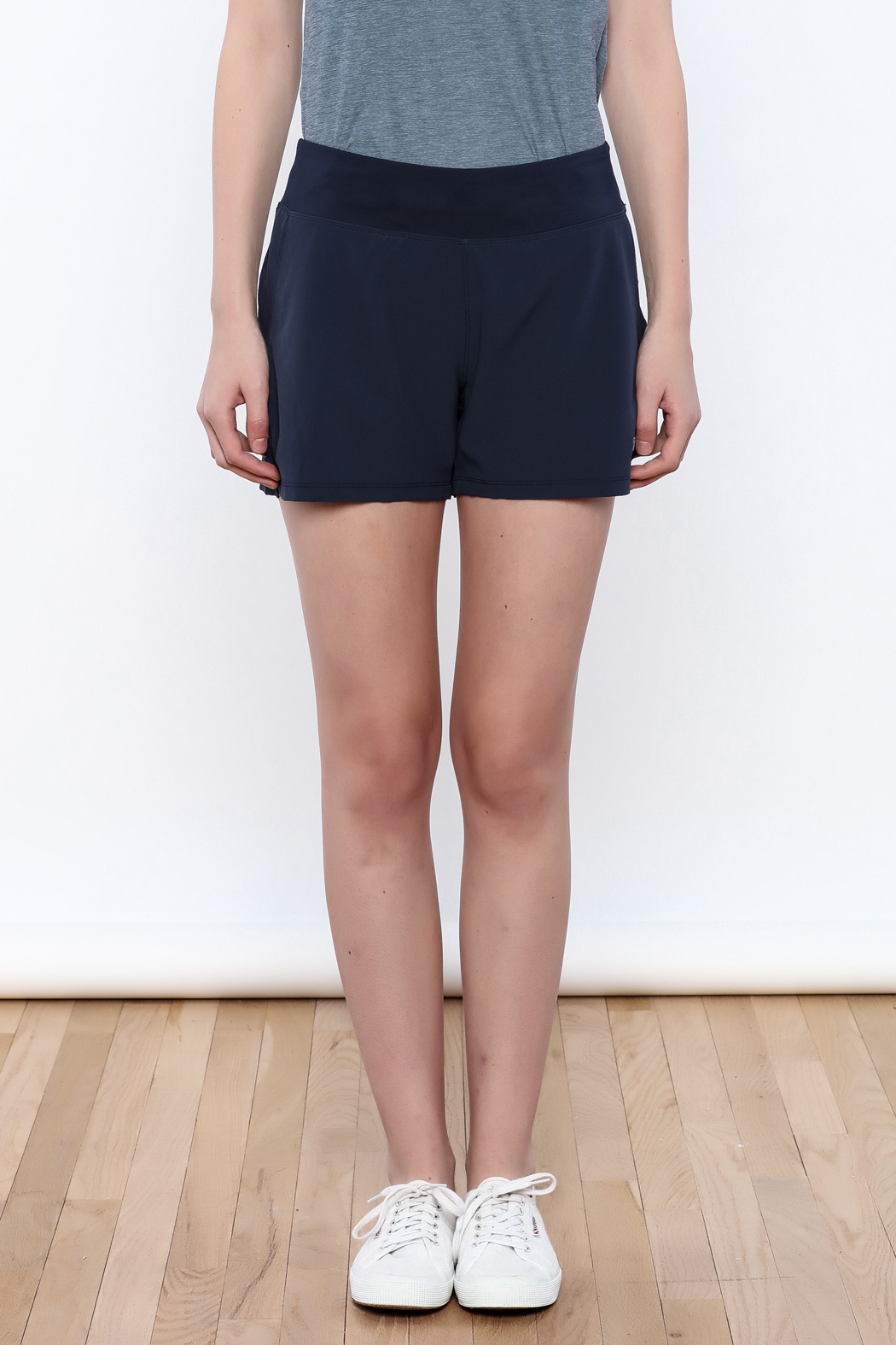 Fila Double Layer Short - Side Cropped Image