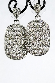 Italian Ice Filigree Earrings - Product Mini Image