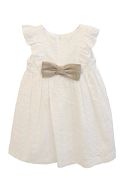 Fina Ejerique Lace Ruffle Dress. - Front full body