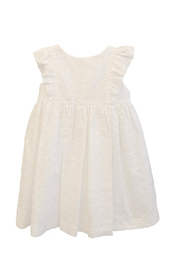 Fina Ejerique Lace Ruffle Dress. - Front cropped