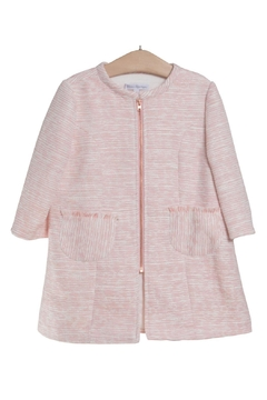 Shoptiques Product: Pink Duster Coat.