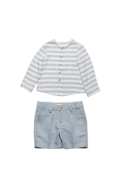 Fina Ejerique Shirt And Shorts. - Front cropped