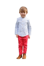 Fina Ejerique Shirt And Trousers. - Product Mini Image