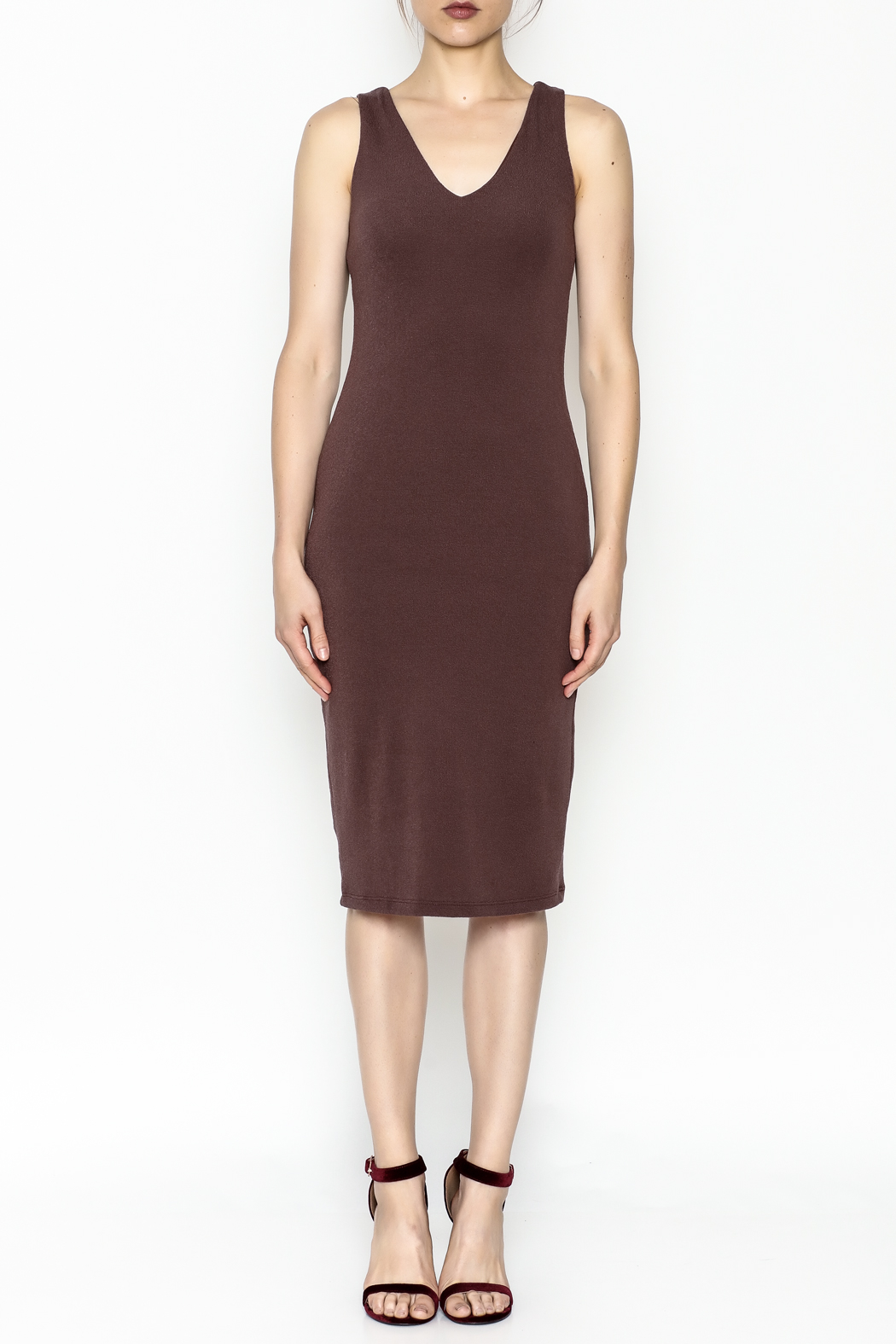 Final Touch Sheath Dress - Front Full Image
