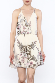 Final Touch Floral Print Dress - Product Mini Image
