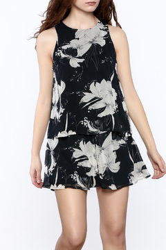 Final Touch Black Floral Matching Set - Product List Image