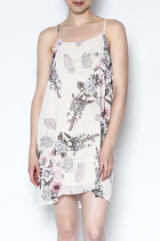 Final Touch Floral Spaghetti Strap Dress - Product Mini Image