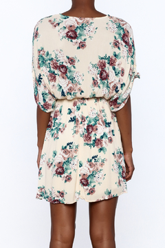 Final Touch Floral Printed Wrap Dress - Alternate List Image