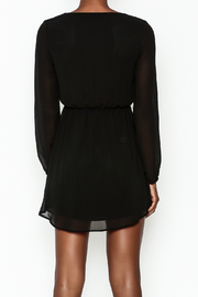 Final Touch Flowy Dress - Back cropped