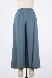 Final Touch Beachfront Pant Avail In 3 Colors (Steel Blue, Natural Olive, Black) - Product Mini Image