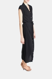 Final Touch Button Down Maxi Dress - Other
