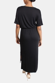 Final Touch Ultra Soft Maxi Dress - Back cropped