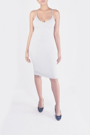 Final Touch Bodycon Cami Dress - Front cropped