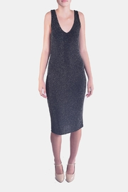 Final Touch Bodycon Sparkle Dress - Product Mini Image