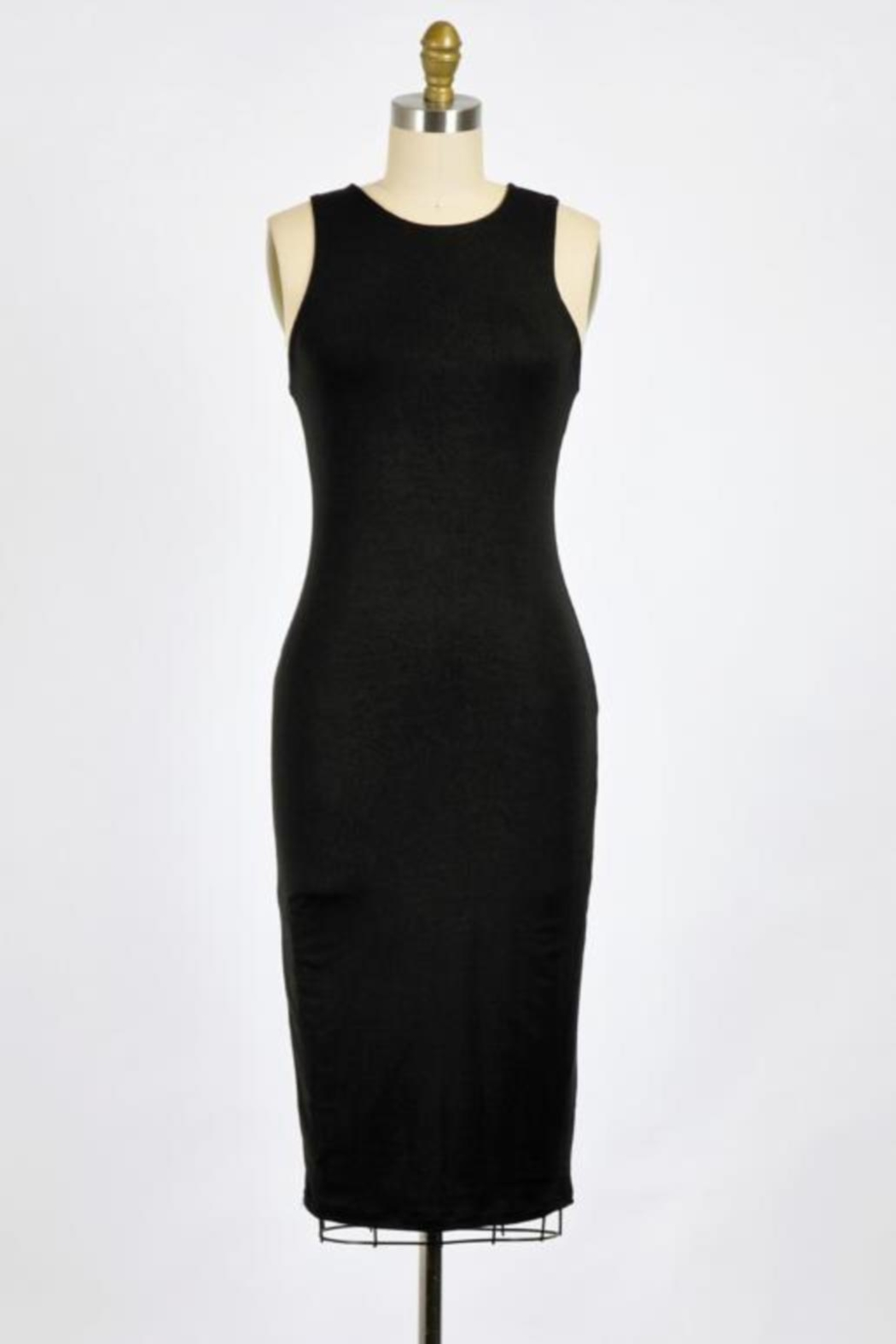 Final Touch Bombshell Bodycon Dress - Main Image