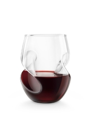 Final Touch Conundrum Wine Glass - Product Mini Image