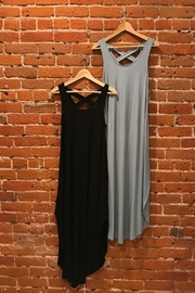 Final Touch Crossback Jersey Dress - Product Mini Image