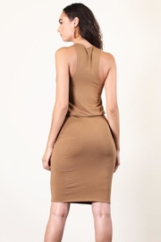 Final Touch Double Layer Dress - Side cropped