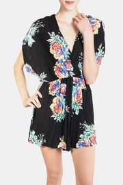 Final Touch Electric Arbitrary Roses Romper - Product Mini Image