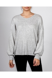 Final Touch Everyday Scoop-Neck Pullover - Front cropped