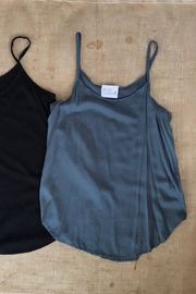 Final Touch Everyday Woven Tank - Front full body