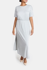 Final Touch Jersey Maxi Dress - Front cropped