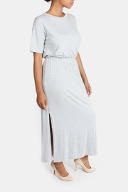 Final Touch Jersey Maxi Dress - Side cropped