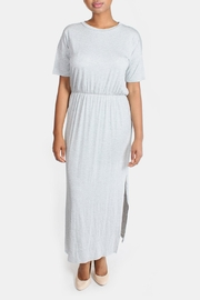 Final Touch Jersey Maxi Dress - Front full body