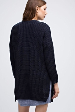 Final Touch Heavy Knit Cardigan - Alternate List Image