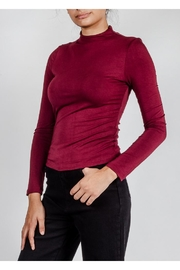 Final Touch High-Neck Double-Layer Top - Side cropped