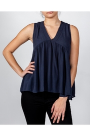 Final Touch July Swing Top - Front cropped