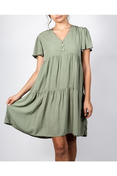 Final Touch Stacy Tiered Dress - Product List Image