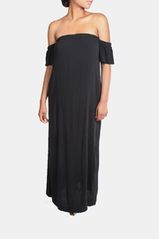 Final Touch Maxi Black Dress - Product Mini Image