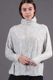Final Touch Oversized Turtleneck - Front cropped