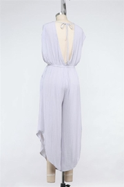 Final Touch Rayon Gauze Jumpsuit - Front full body