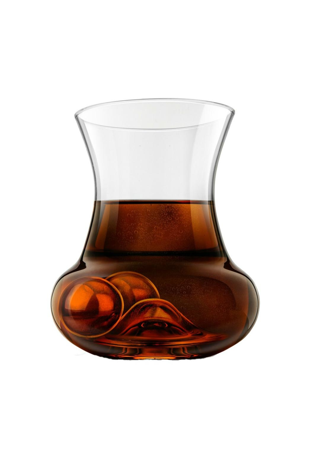 Final Touch Rum Roller Glass - Main Image