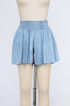 Shoptiques Product: Smocked Pull-On Short