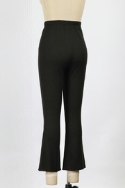 Final Touch Soft Bellbottom Leggings - Product Mini Image