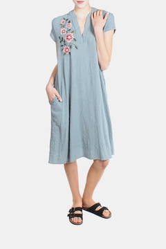 Final Touch Floral Embroidered Dress - Product List Image