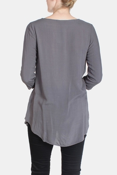 Final Touch Soft Woven Blouse - Alternate List Image