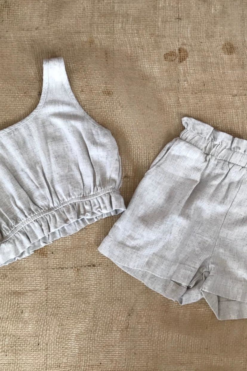 Final Touch Two-Piece Woven Set - Main Image