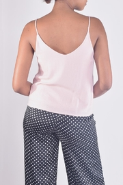 Final Touch V-Neck Camisole Top - Back cropped