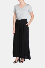 Final Touch Wide Leg Gauze Pant - Product Mini Image