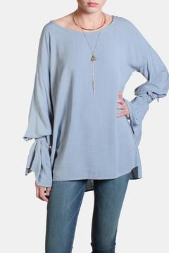 Shoptiques Product: Wrap Around Top