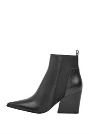 Kendall + Kylie Finch Leather Booties - Product Mini Image