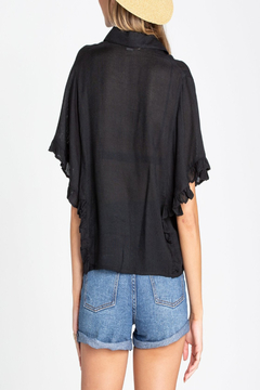 Billabong Find Me Blouse - Alternate List Image