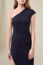 FINDERS Diagonal Dress Navy - Front full body