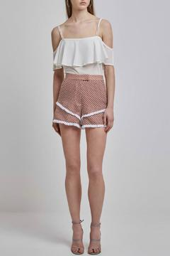 Shoptiques Product: Bailey Short Tan